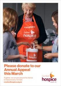 Annual Appeal Poster - Community